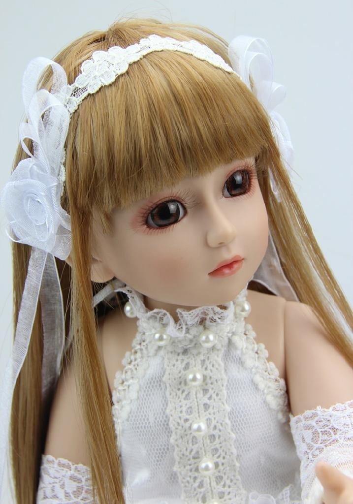 New 18 Reborn Sd Bjd Baby Doll Dress Clothes Lifelike