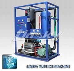 Siemens PLC Control Tube Ice Machine