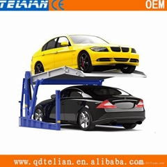 simple tilt car parking lift