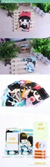 color skin sticker for iphone4s iphone 5 iphone sticker
