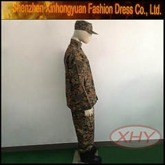 ACU 2 T/C Light Digital Camouflage Army Fashion Military Uniform