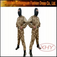 acu 2 t/c british army  military camouflage clothing