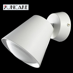 hot sale simple modern LED bathroom wall lamp adjustable angle of illumination