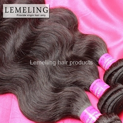 Wholesale Dyeable Brazilian Peruvian Malaysian Indian virgin Human hair Weaves