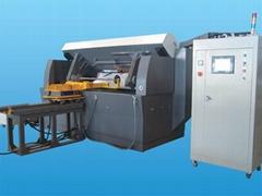 卧式主轴式自由磨具光整设备   W1600