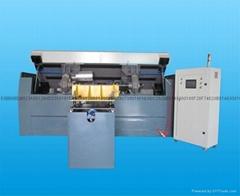 卧式主轴式自由磨具光整设备W2500