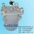 茶山不锈钢硅胶压力桶