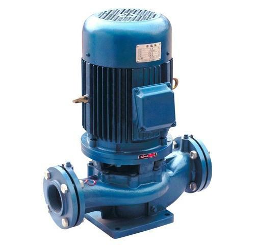 GD型管道式离心泵 1
