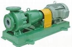 IHF型氟衬里离心泵