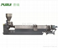 SJ single screw extruder rigid plastic