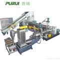 印刷塑料薄膜回收造粒机器