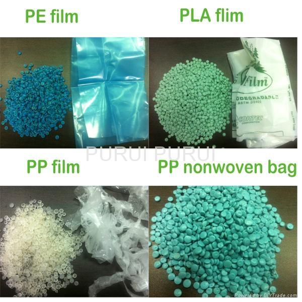 Plastic recycling machinery plsatic pelletizing machine 3