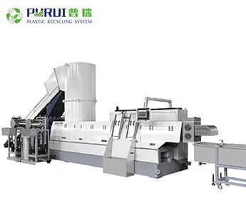 Plastic recycling machinery plsatic pelletizing machine 4