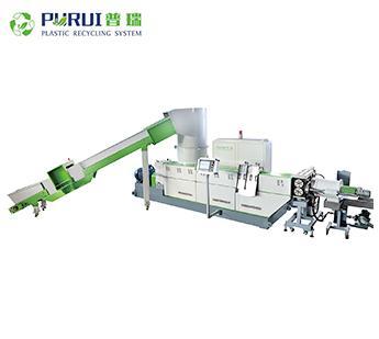 Plastic recycling machinery plsatic pelletizing machine