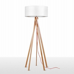 Modern Design Ash wood Floor lamp from LIGHTINGBIRD