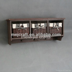 space saving wall mount drawer cabinet wooden wall she  es