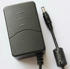 12V 2A AC DC power supply for CCTV camera