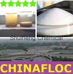 Chemicals High efficient Flocculant CPAM for different water treatment