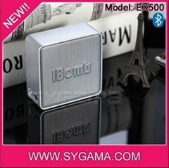 wireless portable bluetooth mini speaker with hands free   Everyone has its you