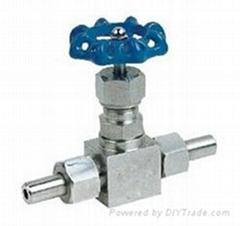 External screw Globe valves