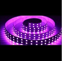 LED strip light SMD5050 Double line Flexible Strip Light120 LEDs UL Approved