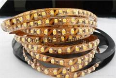 LED SMD3528 1210 Color Temperature Adjustable Flexible Strip Light 120 LEDs