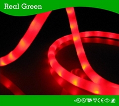 Neon Effect Scarlet Red LED Rope Light