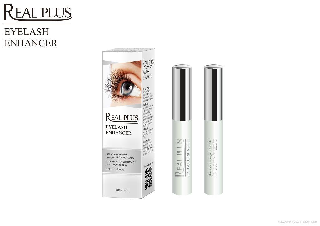 GMP approved advanced technology unique formula eyelash eyebrow growth serum 1