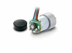 磁石編碼器減速電機