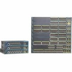 Cisco Enterprise Gigabit Ethernet Fiber Optic Cisco Switch