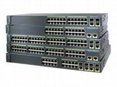 Cheap Nib Original Cisco Catalyst 2960 Ethernet Switch