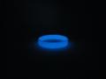 custom glow in the dark printed silicone