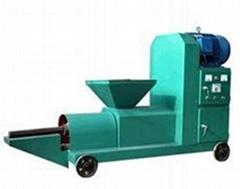 environmental protection wood charcoal making  machine