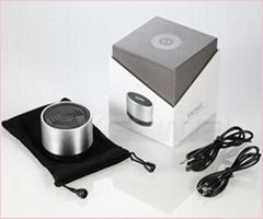 2014 Super Bass Stereo IBomb EX350 Mini Wireless Bluetooth Speakers