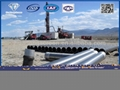 AISI 304 wedge wire screen for deep well