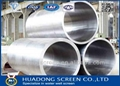 Carbon steel spiral pipe for water well  1