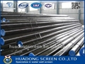 Carbon steel spiral pipe for water well  2