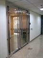 鋼質防火玻璃門 2