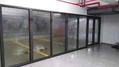 防火玻璃系统隔断