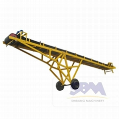 SBM High carrying capacity and Low Price Belt Conveyor