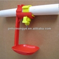 plastic automatic poultry nipple drinker