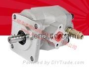 HYDROMAX新鸿齿轮泵附调压阀PR1