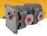 HYDROMAX新鸿双联齿轮泵HGP-55AI