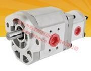 HYDROMAX新鸿双联齿轮泵HGP-53A