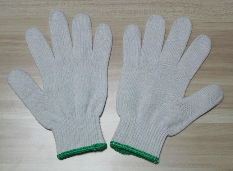 supply good quality cheap cotton working glove with good  reputation  3