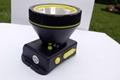 廣東廠家專業生產太陽能光伏板充電頭燈 2