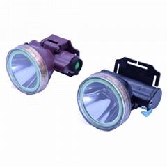 专业的LED潜水头灯  8W