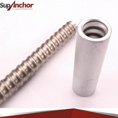 SupAnchor high strength self drilling rock anchor sleeves