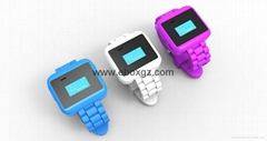 Popular color 0.96 screen Smart bluetooth watch