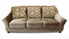 2014 elgant luxury sofa set livinh room furniture set